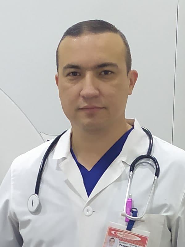 Рахимий Шариф Уктамович